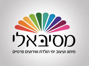 מניפת השירותים של מסיבאלי הייתה חלק מעיצוב הלוגו שלהם